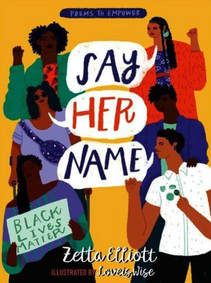 Black history month books for children